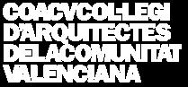 Logo Arquitectes Comunidad Valenciana